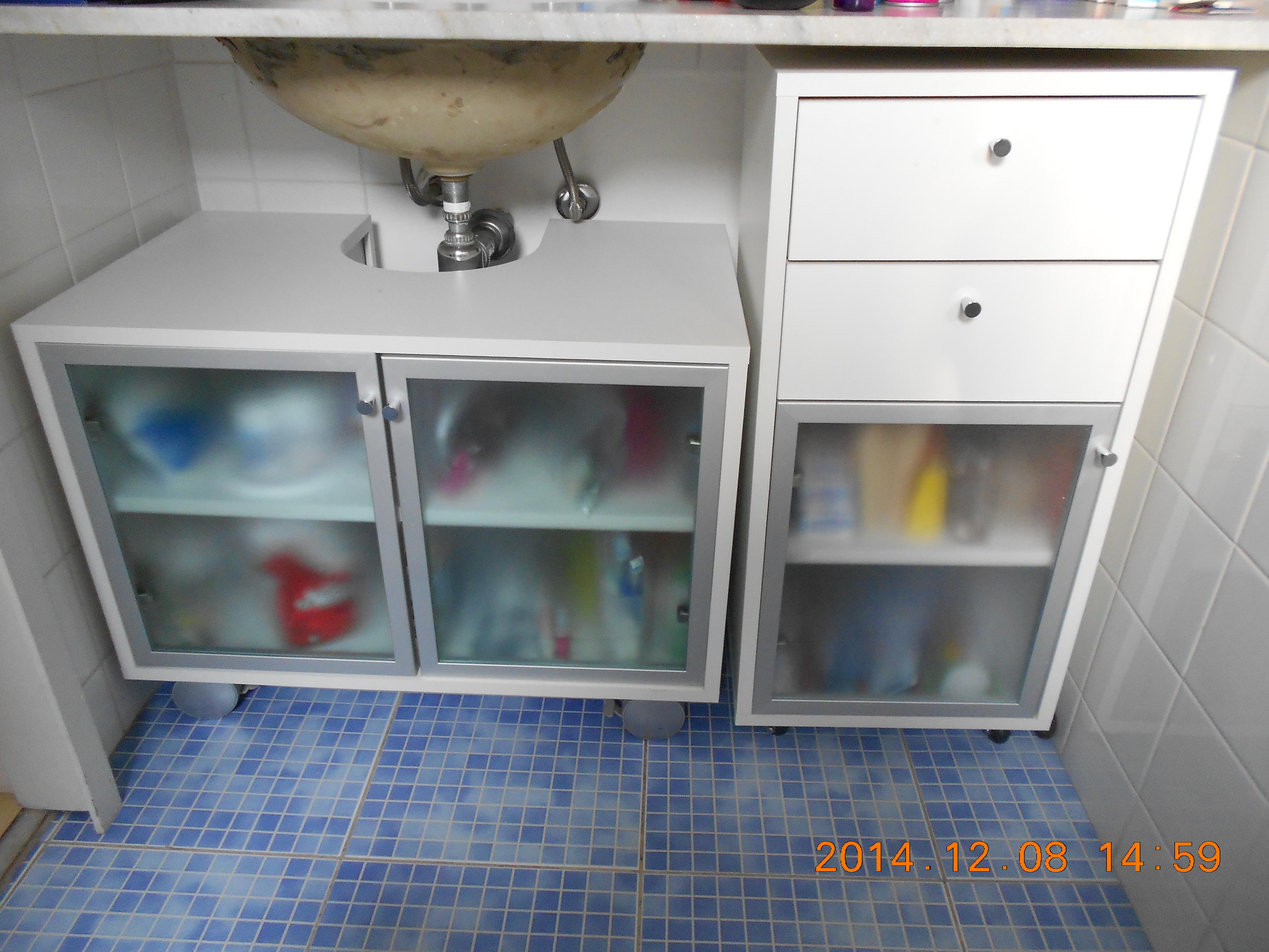 03 – gabinetes de banheiro – Roberto Moveis -> Gabinete De Banheiro Luxo