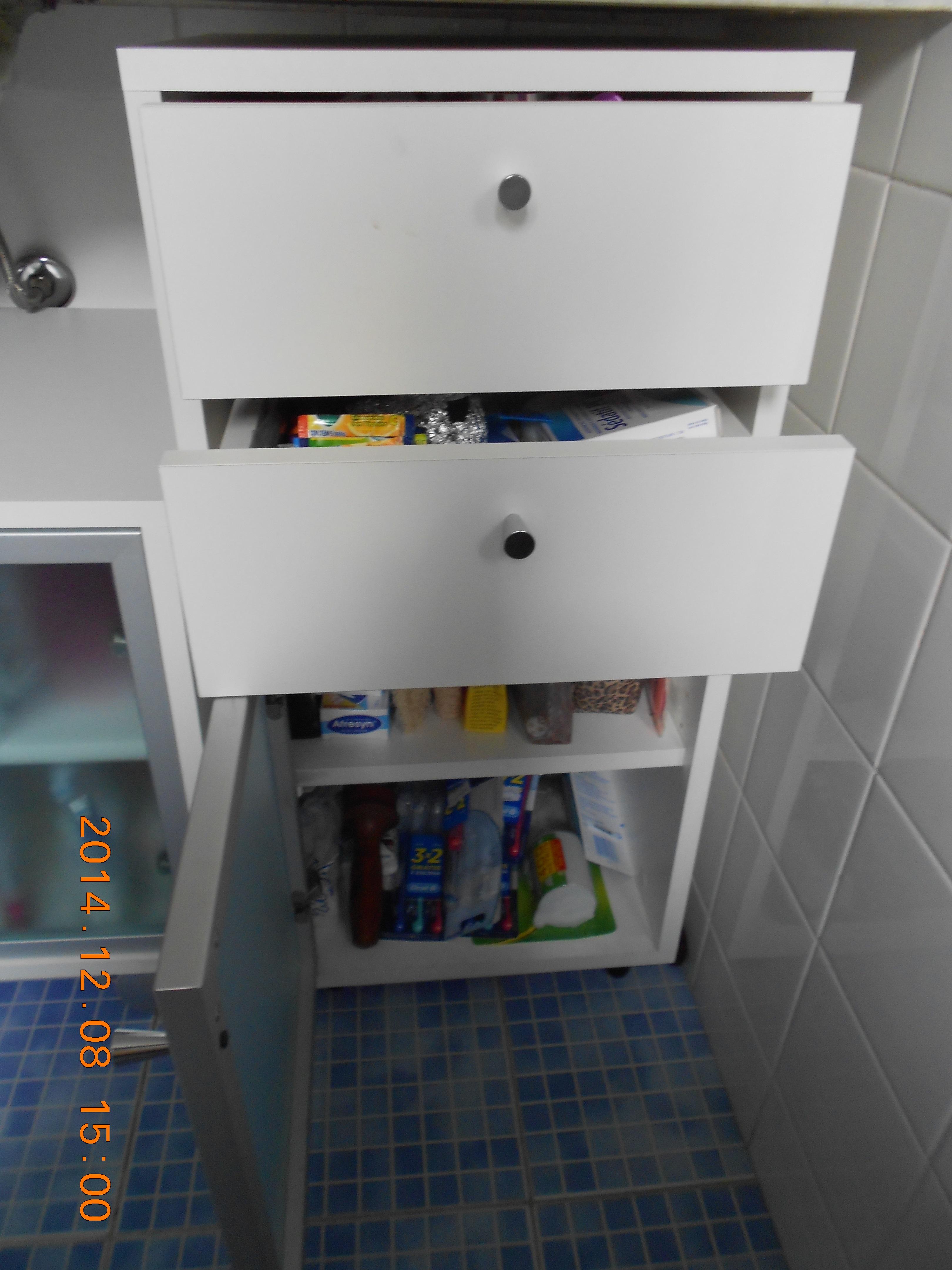 03 – gabinetes de banheiro – Roberto Moveis -> Kit Gabinete De Banheiro Harpex
